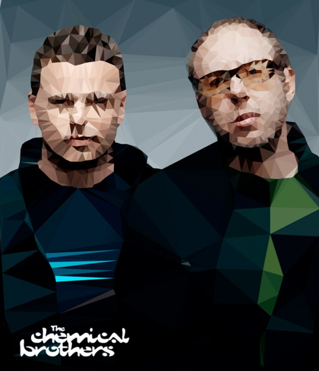 Chemical Brothers Vector