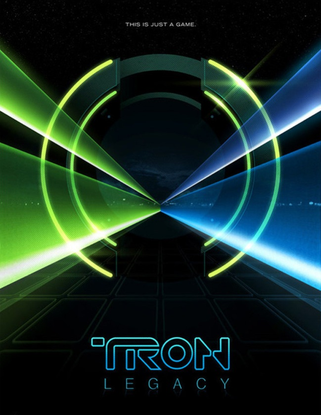 Tron - This Is Just A Game by James White