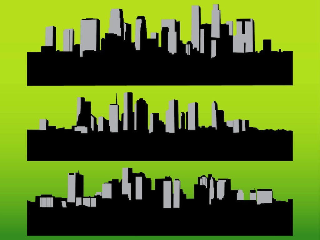 Cityscapes Vectors