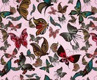 Butterflies Pattern