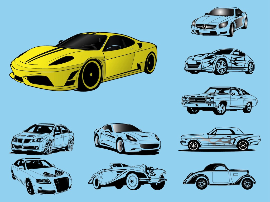Car Illustrations