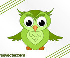 Cartoon Owl Image