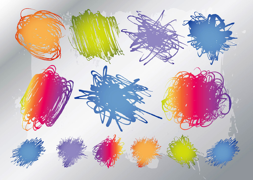 Free Scribbles Graphics