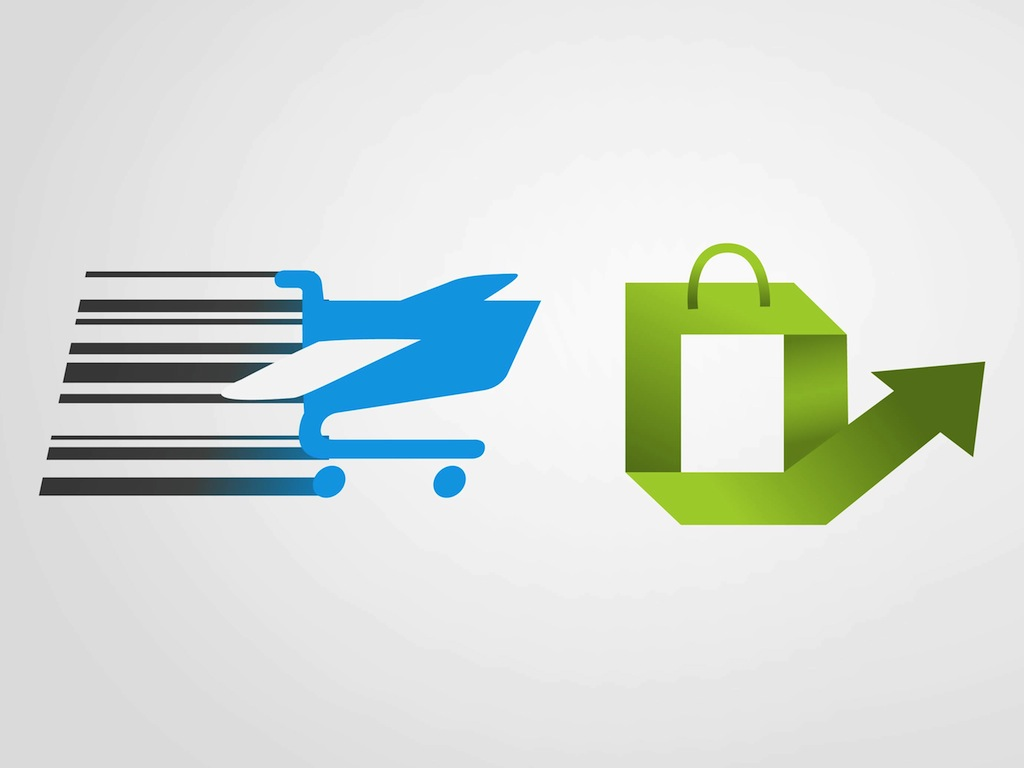 Shopping Icons Graphics