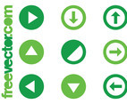 Round Icons Graphics