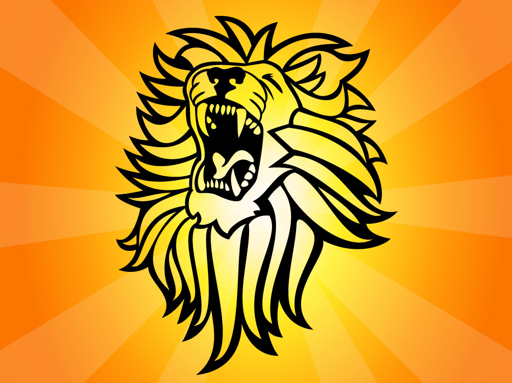 Roaring Lion Vector Art Graphics Freevector Com Find & download free graphic resources for roaring lion. roaring lion vector art graphics
