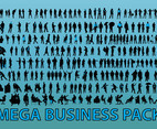 Business People Vector Graphics