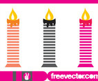 Birthday Candles Graphics