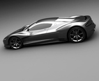 Aston Martin AMV10 Concept Wallpaper