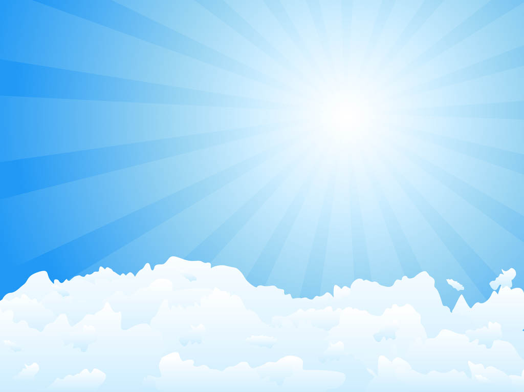 sky blue background vector - photo #36