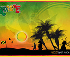 Reggae Vector Graphics