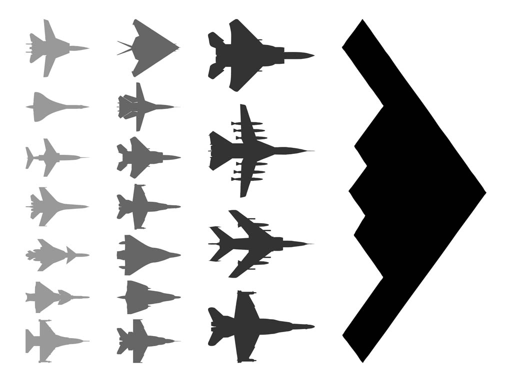 military aircraft clipart - photo #12