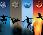 Four Elements Fighters