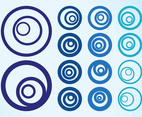 Abstract Circles Graphics