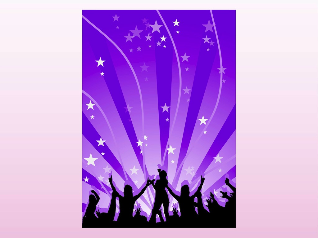 Party Poster Vector Vector Art & Graphics | freevector.com
