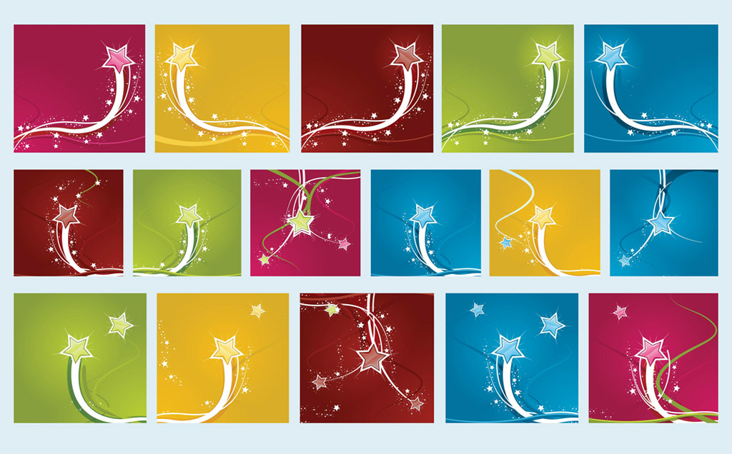 Starlight Vector Graphics