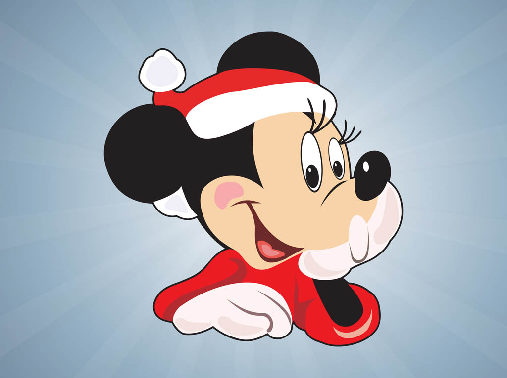 Christmas minnie mouse - Minnie mouse noel ...