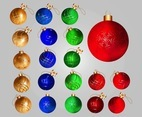 Christmas Balls Decorations