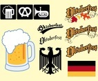 Oktoberfest Graphic Elements