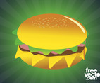 Tasty Burger Graphics