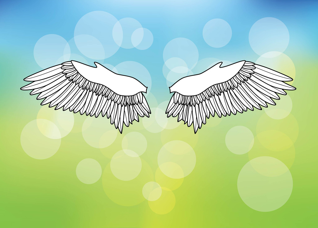 Free Wings Vectors