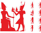 Egyptian Gods Graphics