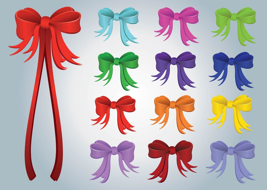 Gift ribbons vector art graphics freevector gift ribbons negle Image collections