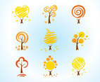 Cool Tree Icons