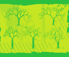 Free Trees Vector Graphics