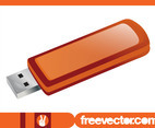 USB Flash Drive Graphics