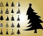 Christmas Tree Vectors