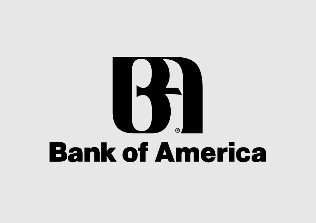 bank of america logo. Bank of America