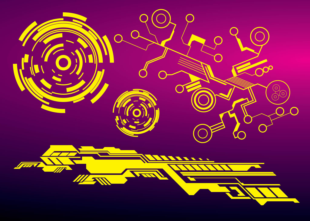 Technology Vector Graphics