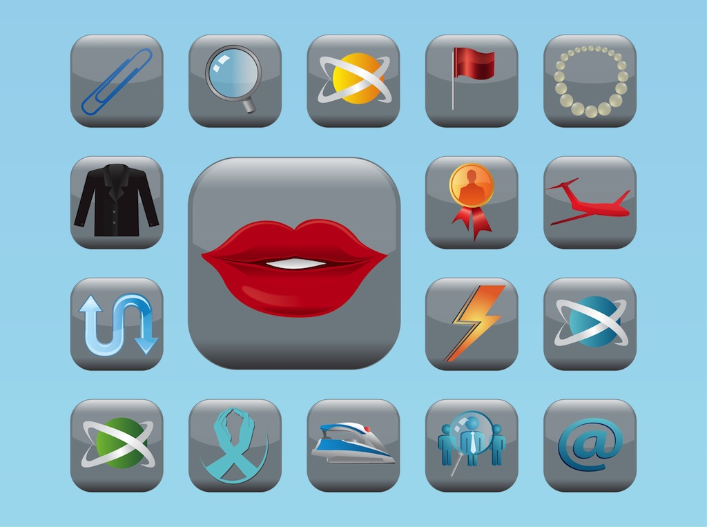 Fancy Icons