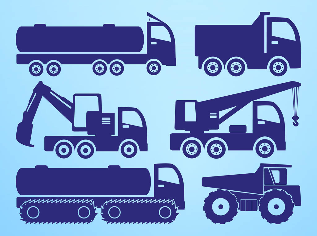 Heavy Vehicles Graphics