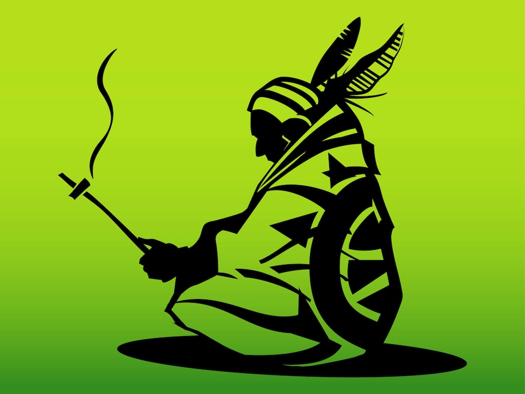 free vector native american - photo #14