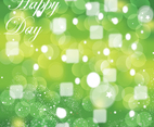 Green Celebration Graphics