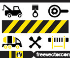 Roadwork Icons