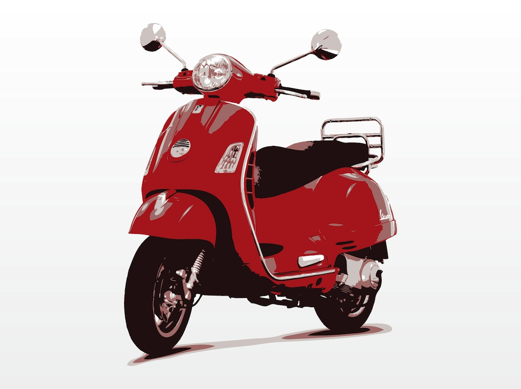 vespa scooter vector vector art graphics freevector com vespa scooter vector vector art