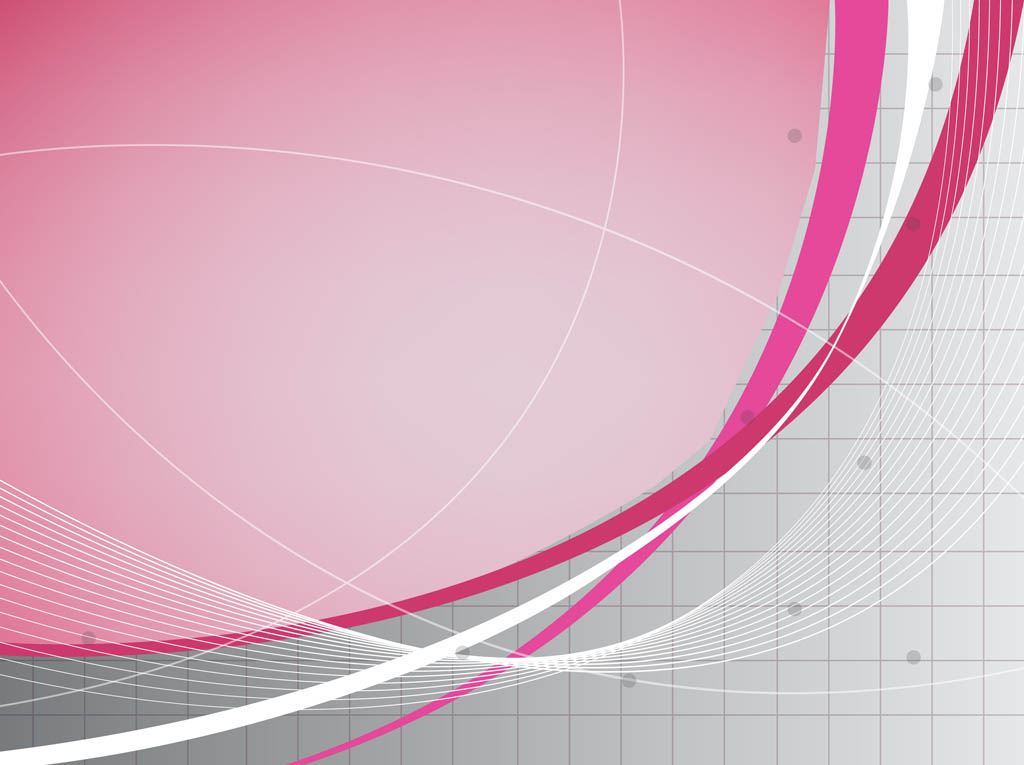 Pink Background Design
