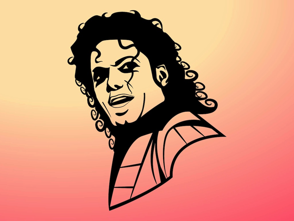 Michael Jackson Vector Art & Graphics | freevector.com
