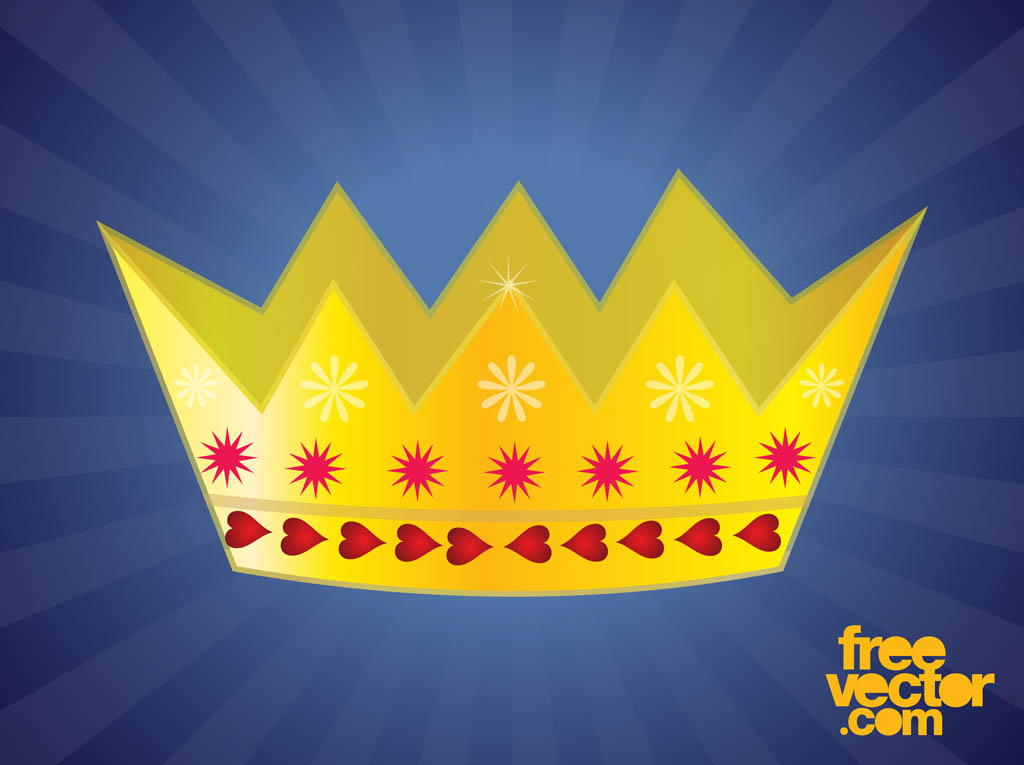 Golden Crown Design