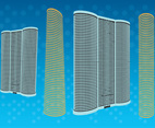 Free Skyscraper Tower Vectors
