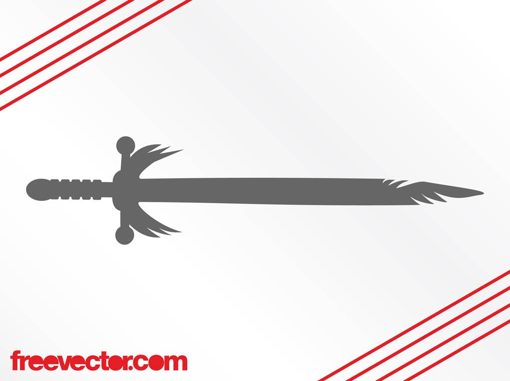 Sword Vector Art Free For Download About 120 S