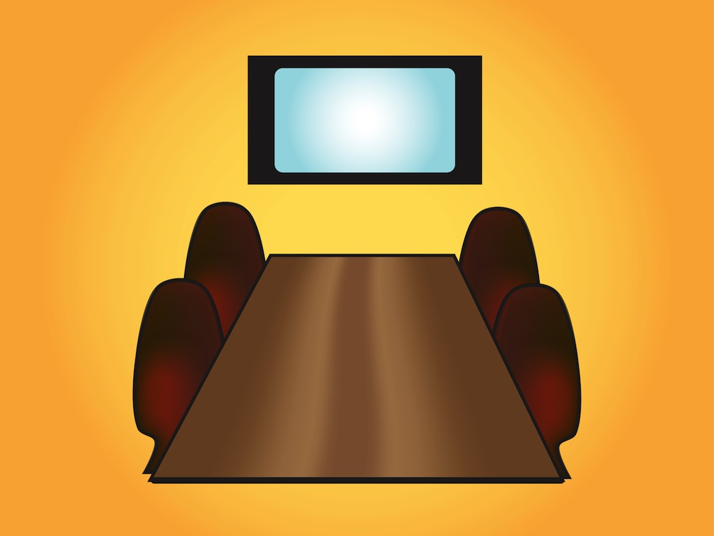 conference room clipart free - photo #16