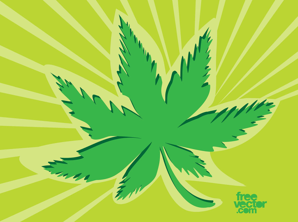Marijuana Vector Icon