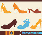 Shoes Vector Graphics