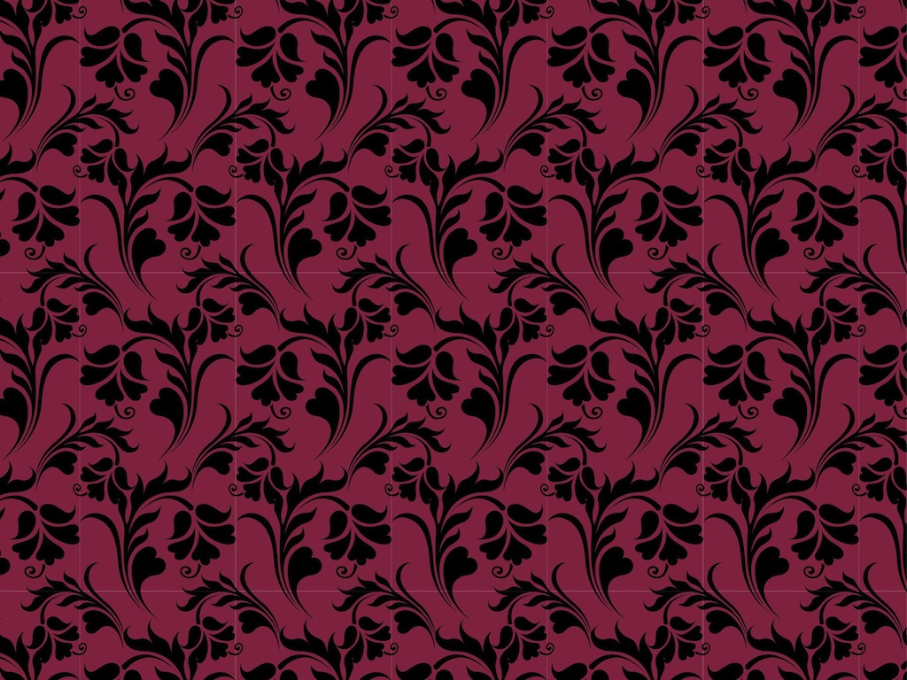 Floral Tiles Pattern Vector Art & Graphics   freevector.com