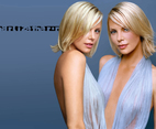Charlize Theron Vector Wallpaper