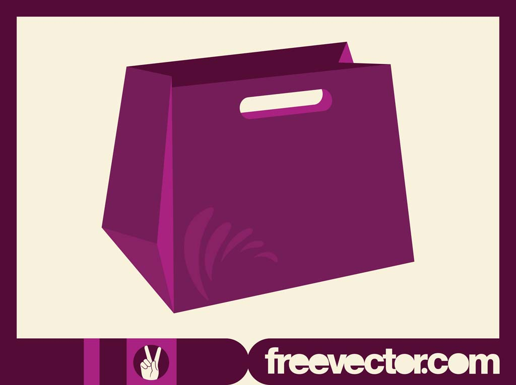 Vector Shopping Bag Vector Art & Graphics | freevector.com